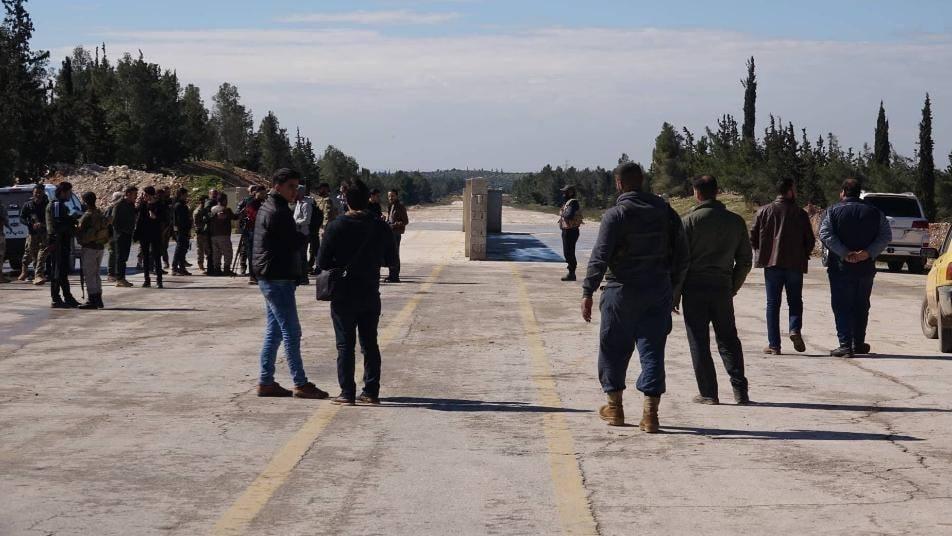 """قسد"""" تعلن فتح معبر عون الدادات مع مناطق سيطرة المعارضة"""