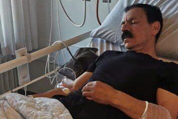 لاجئ سوري يصاب بالشلل إثر جلطة دماغية بعد قرار الدنمارك سحب إقامته