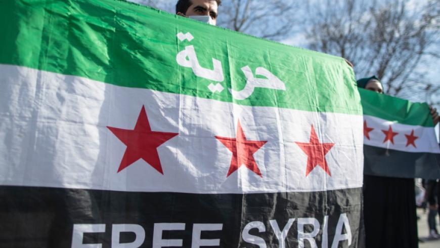 تحرير فكرة الحرية من المعارضة السورية